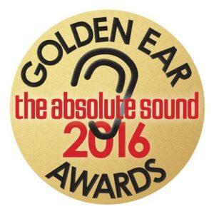 absolute sound golden ear award for LDR3.V2 passive preamp