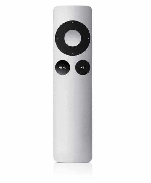 The Apple Remote