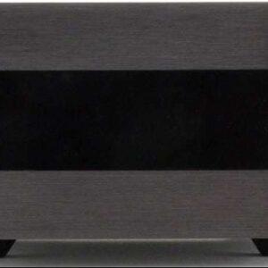 LDR3.V2 passive preamp - black anodized front panel