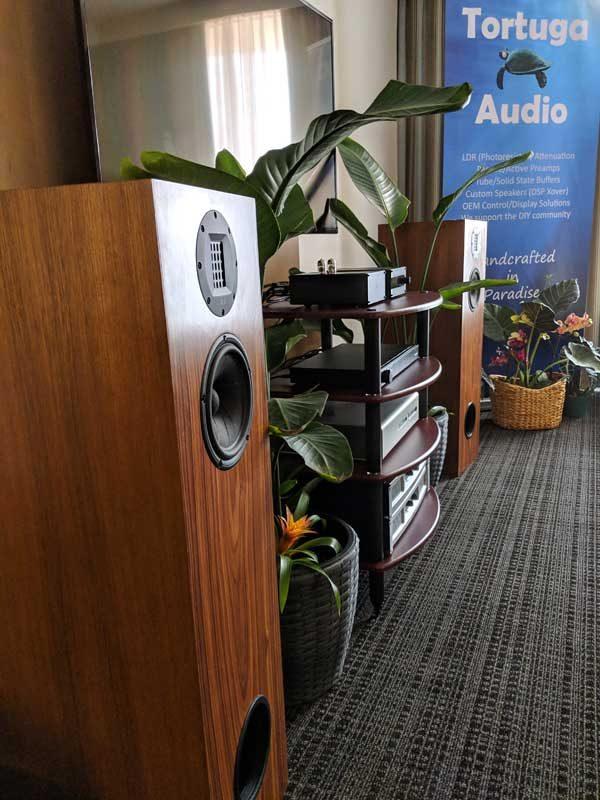 Florida Audio Expo 2019 | Tortuga Audio Room