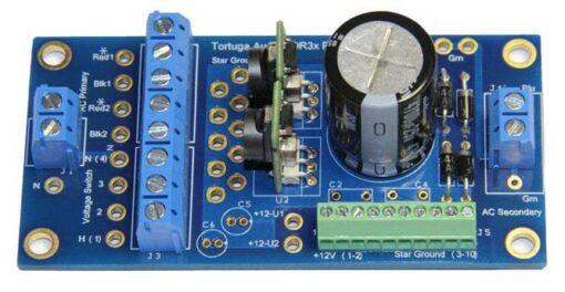 LDR3x power supply board