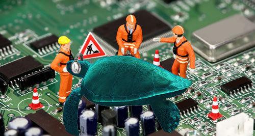 tortuga audio firmware update service