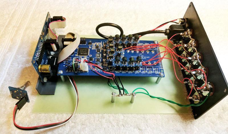 LDR3.V25K kit internal assembly