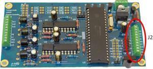 LDR3x - Terminal J2 - Control Inputs/Outputs