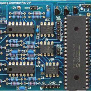 LDR3x.V2 Preamp Controller Board - Slide