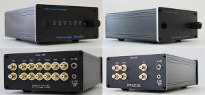 Tortuga Audio LDR1 & LDR6 Passive Preamplifeirs